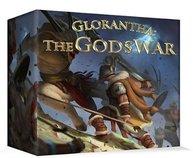 Glorantha- The Gods War