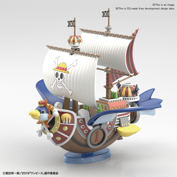 Grand Ship Collection: One Piece Thousand-Sunny Flying Mode