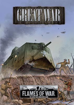 Great War: Core Rulebook (HC)