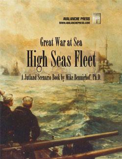 Great War at Sea: High Seas Fleet (Second Edition)