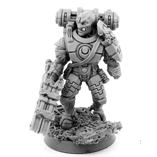 Wargame Exclusive - Greater Good: DEEP STRIKE VETERAN RANGER BIG
