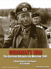 Guderians War: The German Advance on Moscow, 1941