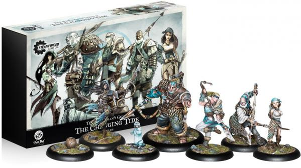 GuildBall: Fisherman: The Changing Tide