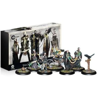 GuildBall: Mortician: The Master of Puppets Expanded Starter Set
