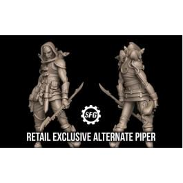 GuildBall: Ratcatchers Guild: Piper [Limited Edition]