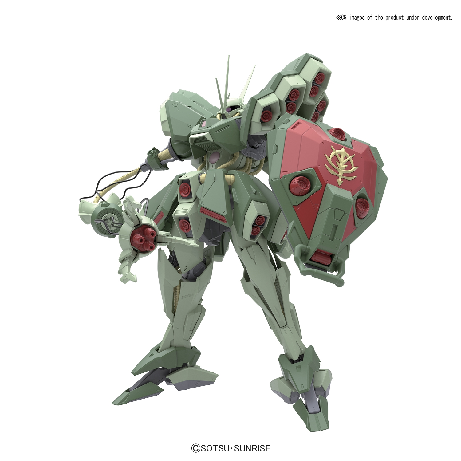 "Gundam Reborn-One Hundred: Hamma-Hamma ""ZZ Gundam"""