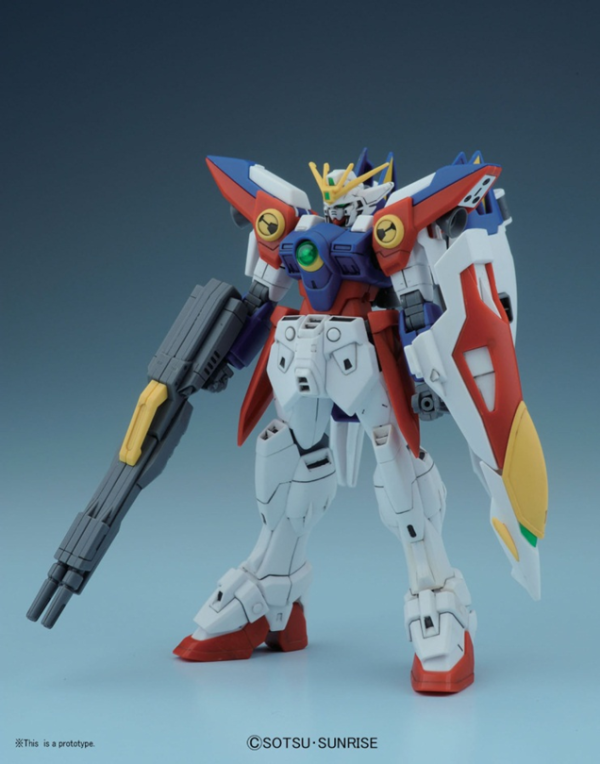 Gundam High Grade After Century (1/144): Wing Gundam Zero