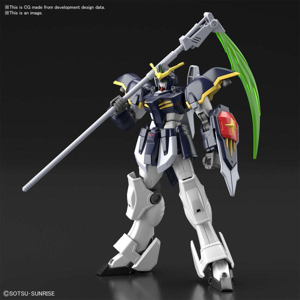 Gundam High Grade After Colony 1/144: #239 Gundam Deathscythe