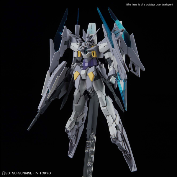 Gundam High Grade Build Divers 1/144: GUNDAM AGE II MAGNUM SV ver.