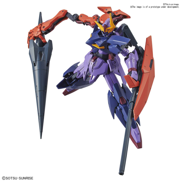 Gundam High Grade Build Fighters (1/144): GUNDAM SELTSAM