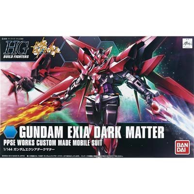 Gundam High Grade Build Fighters (1/144): #13 Gundam Exia Dark Matter