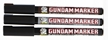 Gundam Marker: GM302P Pour Type Silver / Grey - GNZ-GM-302P [4973028420531]