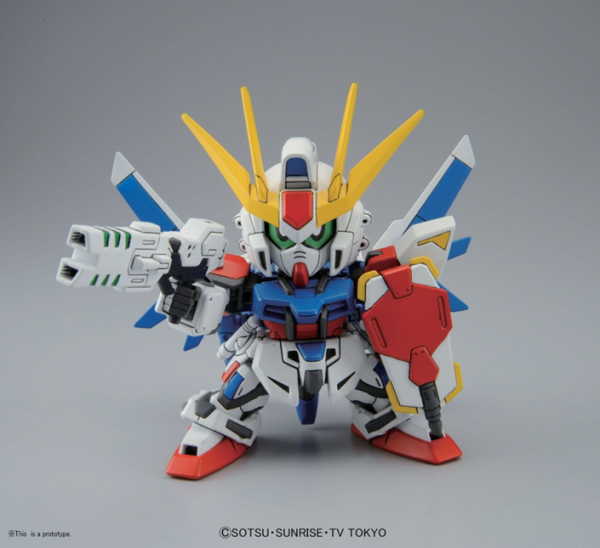 Gundam SD: #388 Build Strike Gundam Full Package