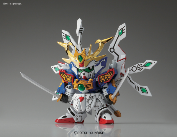 Gundam SD Legend BB: Musha Goddomaru (BB377)