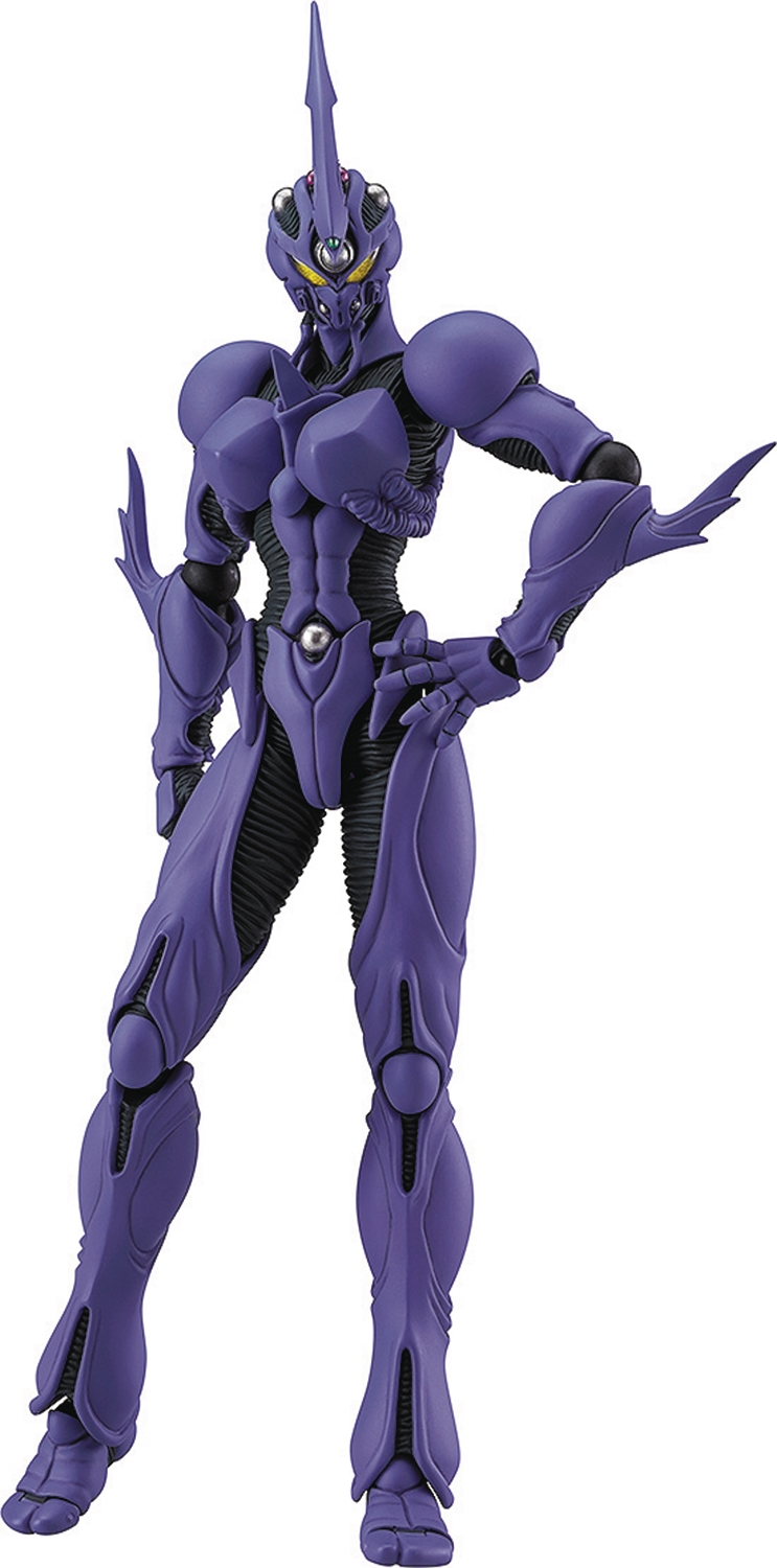 Guyver The Bioboosted Armor: Guyver II F- Movie Color Version (Figma)