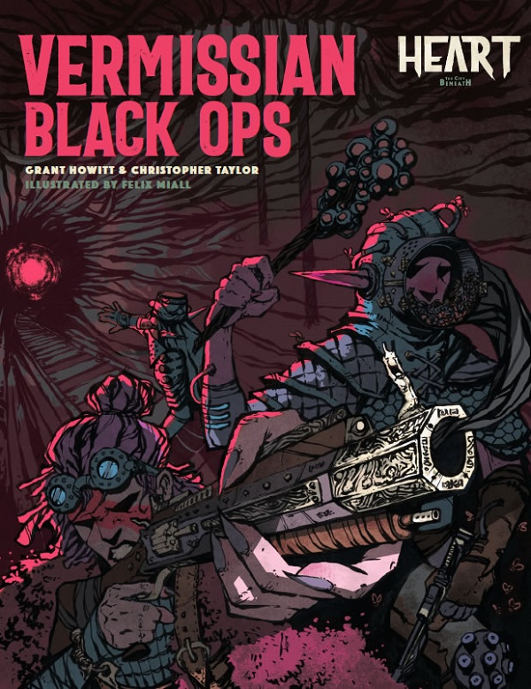 HEART: Vermissian Black Ops