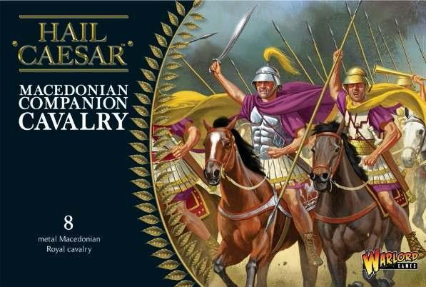 Hail Caesar: Macedonian: Companion Cavalry
