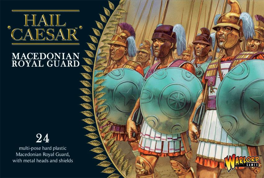 Hail Caesar: Macedonian: Royal Guard