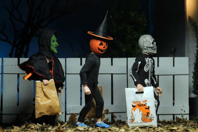 Halloween 3: Season of the Witch - Clothed Figure Set