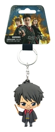 Harry Potter Kawaii Soft Touch PVC Figural Keyring: Harry - MAY178604