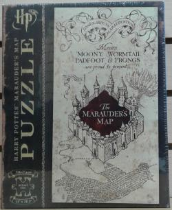 Harry Potter: Marauders Map Puzzle