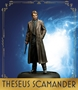 Harry Potter Miniatures Adventure Game: Theseus Scamander, Leta Lestrange, Nicolas Flamel - KSTHPMAG34 [8437013057257]