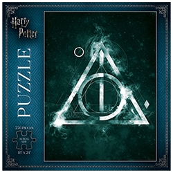 Harry Potter: The Deathly Hallows Puzzle