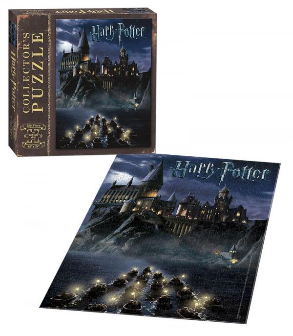 Harry Potter: World of Harry Potter Puzzle