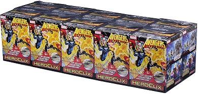 Heroclix: Avengers Infinity- Booster Box