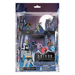 Heroclix: Batman: The Animated Series Starter