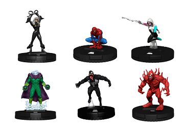 Heroclix: Marvel: Spider-Man and Venom Absolute Carnage - Fast Forces