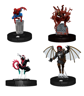 Heroclix: Marvel: Spider-Man and Venom Absolute Carnage