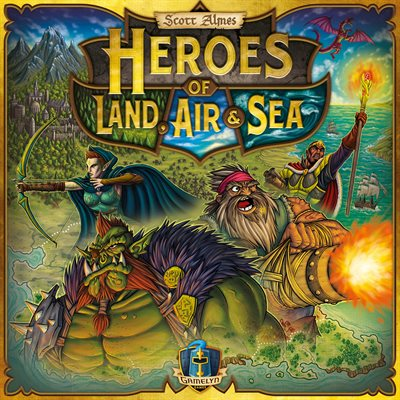 Heroes of Land Air and Sea