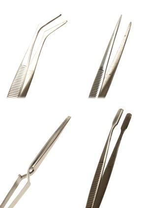 Hobby Tools: Hobby Tweezer Set