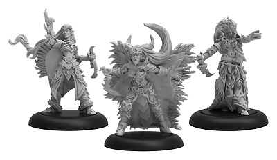 Hordes: Legion of Everblight (73100): Ice Witches
