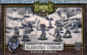 Hordes: Legion of Everblight (73108): Blighted Ogrun Legion Army Box