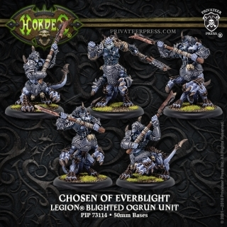 Hordes: Legion of Everblight (73114): Chosen of Everblight