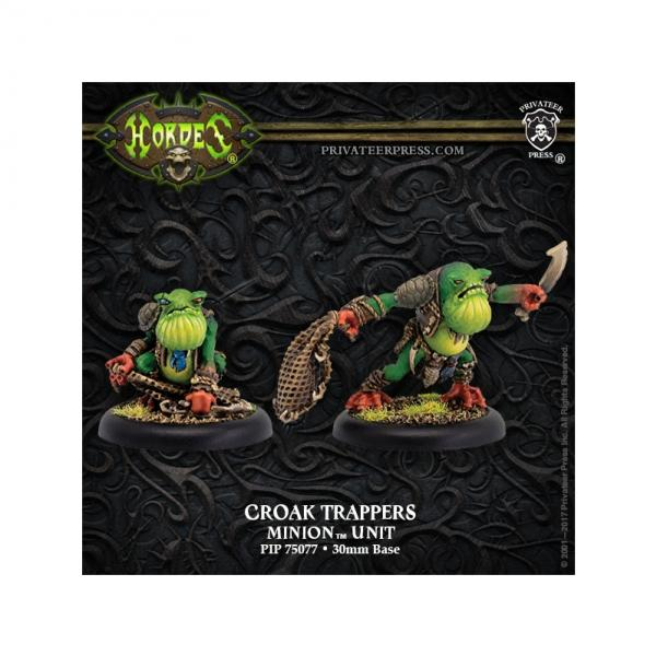 Hordes: Minions (75077): Croak Trappers