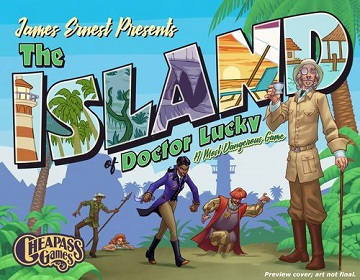 ISLAND OF DOCTOR LUCKY