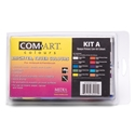 IWATA: Com Art Colours Opaque Primary Kit A