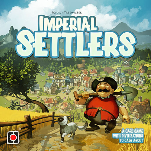 Imperial Settlers [Damaged]