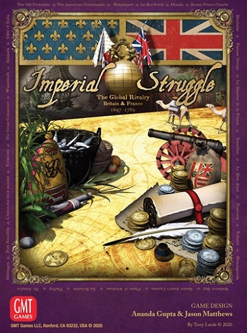 Imperial Struggle: Global Rivalry 1697-1789