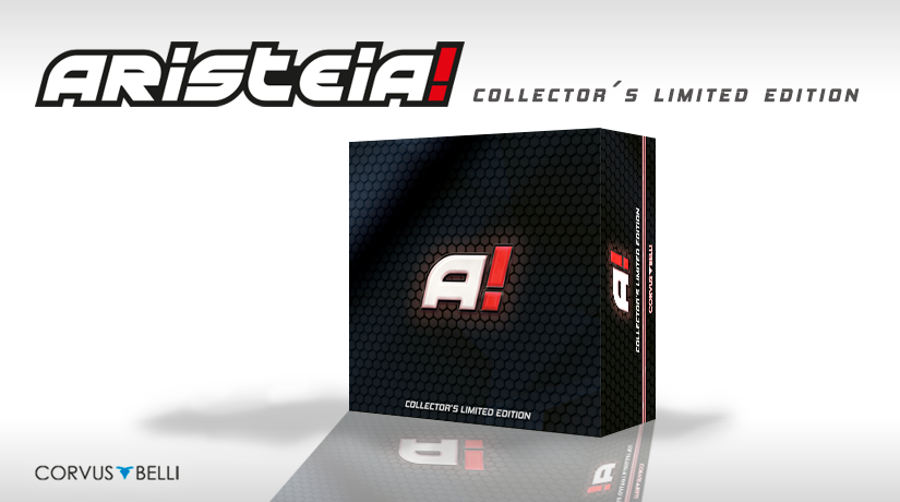 Infinity: Aristeia! Collectors Limited Edition [Damaged]