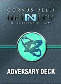 Infinity The Roleplaying Game: Adversary Deck