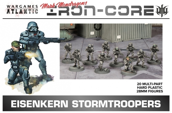 Iron-Core Eisenkern Stormtroopers