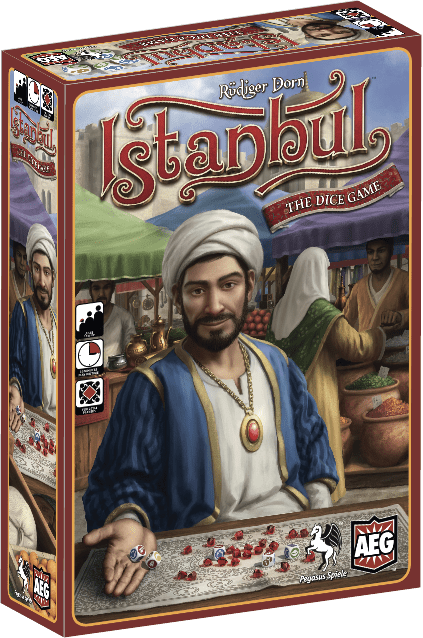 Istanbul: The Dice Game [Damaged]