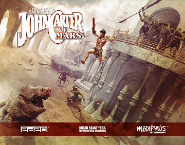 John Carter of Mars: Dotar Sojat Era Rulebook