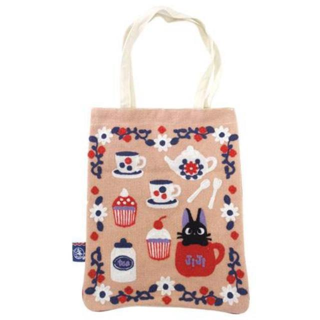 Kikis Delivery Service: Jiji Time For Tea (Tote Bag)