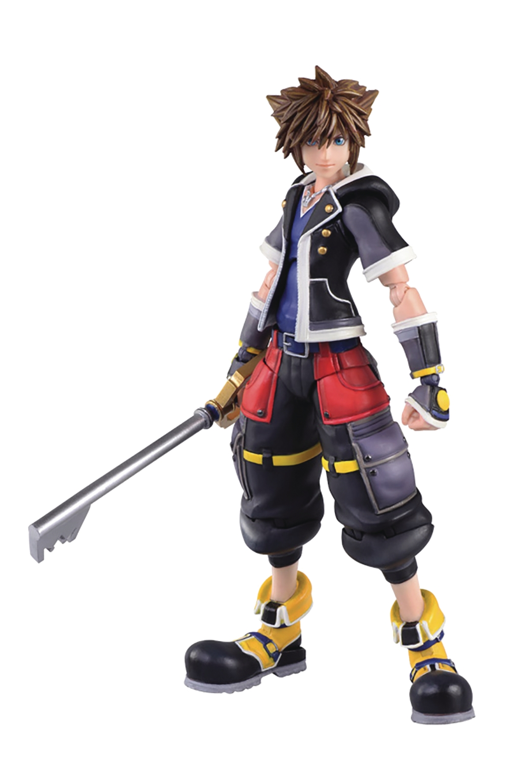 "Kingdom Hearts 3: Bring Hears Sora- 2nd Form Version [6"" PX Action Figure]"