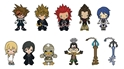 Kingdom Hearts: Series 3 Figural Keyring- Blind Bag